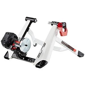 Elite RAMPA Smart B+ - Rodillo de Ciclismo magnetico con tecnologia Ant+/Bluetooth Smart