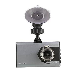 Auto-Schlag-Nocken-Fahrzeug 1080P Full HD 3 Zoll-Bildschirm-Kamera, die Videorecorder mit Smart HD 2MP Automobil-Nachtsicht fährt