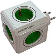 Allocacoc 1100GN/DEORPC Power Cube Original, 16 W, Verde