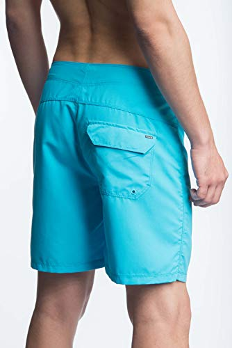 Hurley One & Only 2.0 Bdst 18' Bañadores, Hombre, Blue Fury, 30