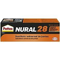 Pattex Nural 28, sustituto universal de juntas, naranja, 75 ml