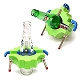 Glasschneider Bottle Cutter Flaschenschneider Schneidwerkzeug Glasflaschencutter Kupferstab Grün
