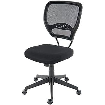 Bürostuhl ohne Armlehnen bis 150 kg