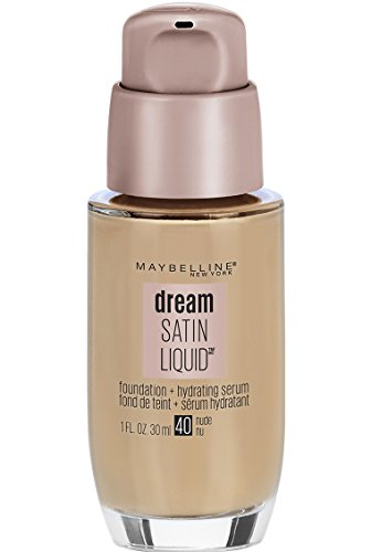 MAYBELLINE - Dream Satin Liquid Foundation Nude 40-1 fl. oz. (30 ml)