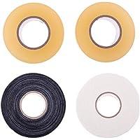 Baoblaze Impermeable Adhesivo Hockey Sobre Hielo Tela Stick Grip Tape Hockey Sock Shin Guard