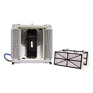 Dolphin Maytronics X Force 10 Digital - Robot Elettrico Pulitore per Piscina Interrata & Fuoriterra Fino a 12 Mt - Pulizia Fondo + 40 CM PARETI - Novita'