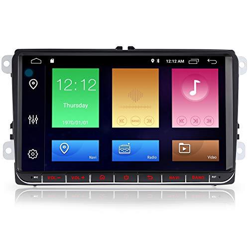 "iFreGo 9\"" Android 8.1 letzte 4GB 32GB AUTORADIO GPS Für VW Golf 5/6,Passat CC,Tiguan,Polo,Jetta,Skoda Fabia Combi Octavia,Yeti, Seat Leon,Touran,Candy, Sharan,Amarok,Beetle 2,Scirocco,EOS"