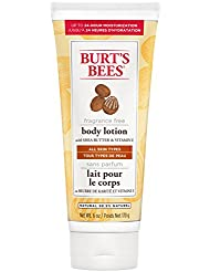 Burt's Bees - Fragrance Free - Lotion corporelle - 170 g