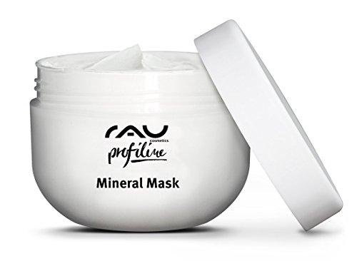 RAU Mineral Mask 200 ml PROFILINE - Masque visage minéral pour les peaux impures et acnéiques. Á base de la craie médicinale de Rügen, la sauge, du Zinc et de beurre de karité. Soin visage nettoyant contre impuretés à effet apaisant et antibactérien!
