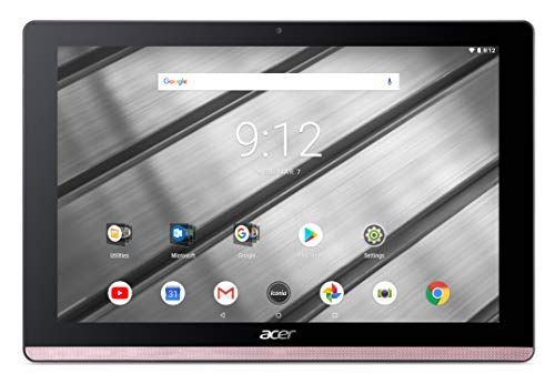 Acer Iconia One 10 B3-A50 Tablet (MediaTek 8167A Cortex A35 1.3GHz Processor, 2 GB RAM, 16GB eMMC, 10.1 inch HD Display, Android 8.1, Rose Gold)