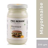Fric Bergen Mayonnaise Dip/Sauces - 200 Gr, Bottle