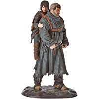 Game of Thrones - Hodor and Bran Figure