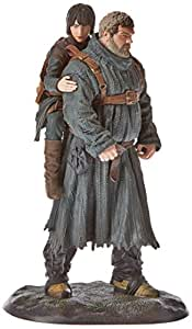 game of thrones hodor and bran figure dark horse comics hbo jeux et jouets. Black Bedroom Furniture Sets. Home Design Ideas