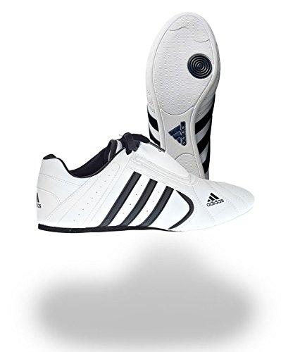 Adidas Taekwondo Schuh SM III, Weiß 39 1/3
