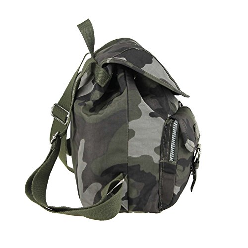 OBC Only-Beautiful-Couture Zaino Casual Army 33x33x16 cm