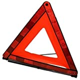 XtremeAuto – Triangle de signalisation d'urgence réfléchissant et étui de rangement