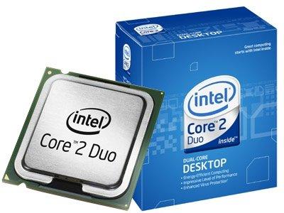 INTEL Core2Duo Conroe E4300 1800MHz LGA775 2MB FSB800 A - Lga775-server