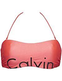 Calvin Klein Bandeau RP Diva Pink (X-Large)