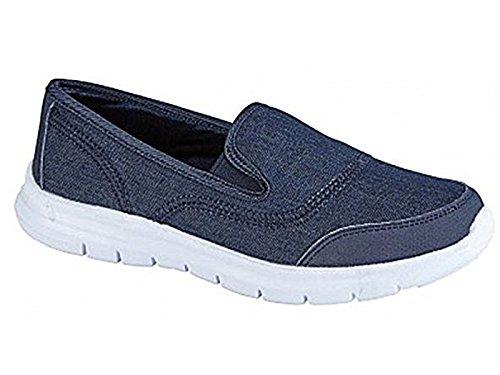 Pour Marche Fit Go Femme Rtb Baskets Denim Par Sport Get Chaussures qFwEYBO b2ca3d0f0b5