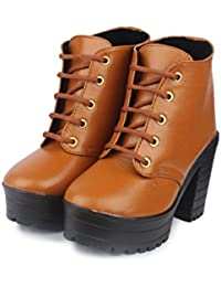 Do Bhai Stylish Casual Boot Tiger For Women