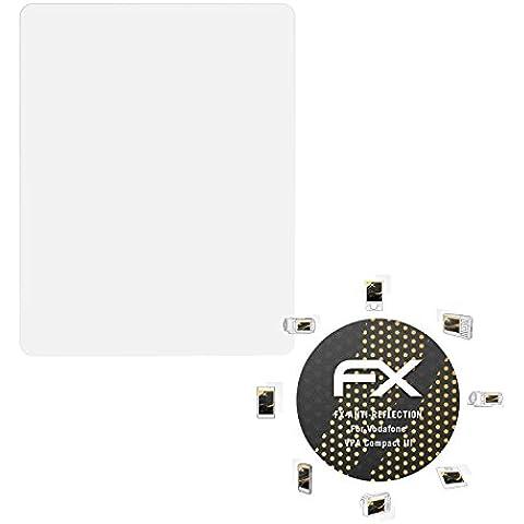 3 x atFoliX Pellicola Protettiva Vodafone VPA Compact III Protezione