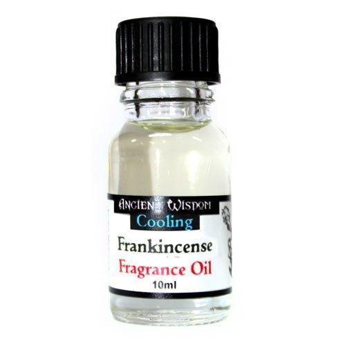 lot de 5 Huile essentielle 10ml - Flacon 10ml Frankincense/Encens AWFO-23