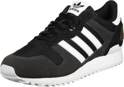 adidas Zx 700, Chaussures de Sport Homme Noir (Core Black/ftwr White/utility Black)