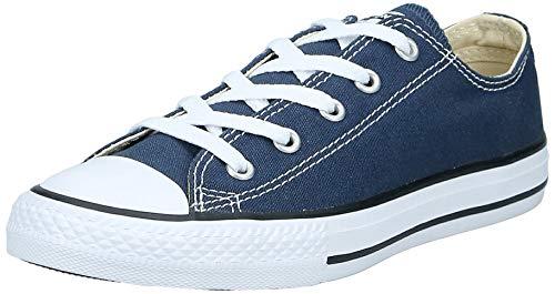 Converse Chuck Taylor All Star 3J237, Unisex - Kinder Sneakers, Blau (Navy), EU 34