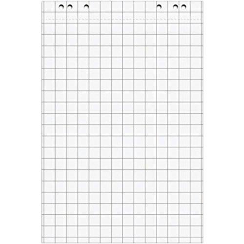 Flipchart-Papier 675 x 980 mm Karton entählt 5 Blö