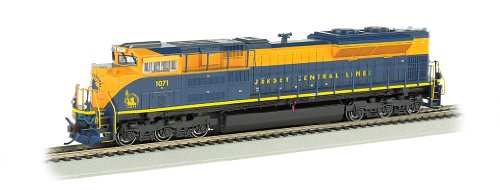 Bachmann Emd SD70ACE jersey Central Lines DCC Sound Value Equipped locomotive (ho scale)