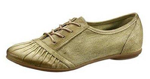 Mjus  Schnürschuh, Chaussures de ville à lacets pour femme Vert - Vert