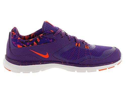 Nike da donna Flex Trainer 5Stampa Formazione scarpe Purple