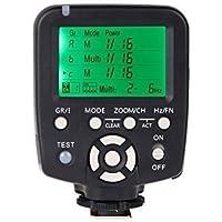 Yongnuo YN560-TX Wireless Flash Controller und Oberbefehlshaber für YN-560 III YN-560 TX YN560TX Speedlite Canon DSLR Kameras + WINGONEER diffusor