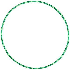 Hoopomania Bunter Kinder Hula Hoop Reifen für kleine Profis
