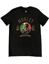 Bob Marley Rebel Music Unisex Official T Shirt Brand New Various Sizes
