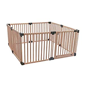 Safetots Play Pen Wooden All Sizes (Large Square)   11