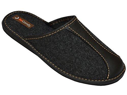 BeComfy-Zapatillas-de-estar-por-casa-para-hombre-negro-negro