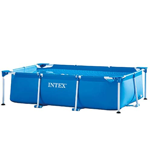 Intex Rectangular Frame Pool - Aufstellpool - 260 x 160 x 65 cm