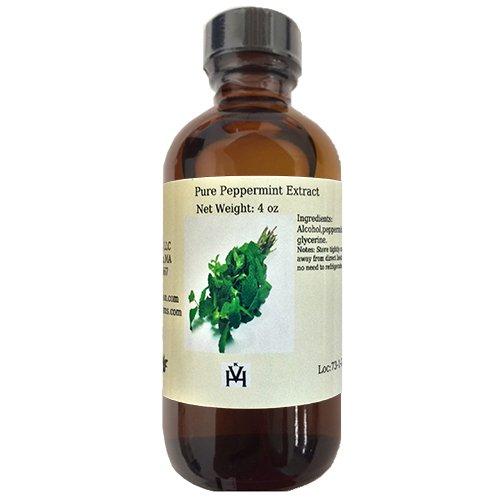 OliveNation Extracto menta puro agrega sabor intenso