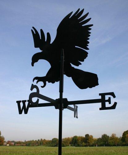 Wetterfahne Eagle Size: Small