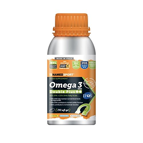 Named Omega 3 Double Plus - 240 Capsule - Certificati IFOS