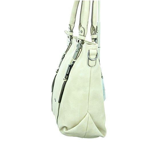 Gabor Viola Handtasche 30 cm beige E