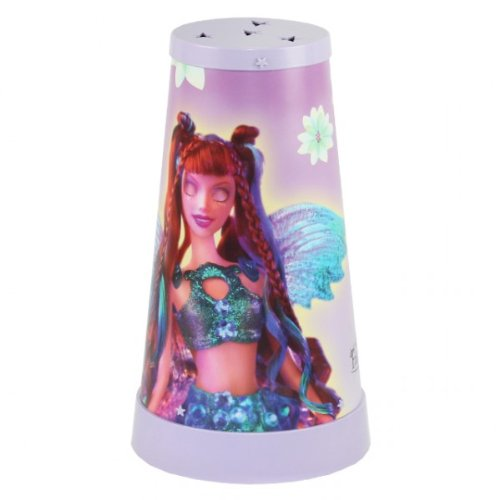 DISNEY Fairies TINKERBELL Kinderlampe Nachtlicht Kinderzimmer Lampe ()