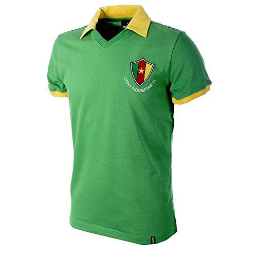 COPA - Kamerun Retro Trikot WM 1982