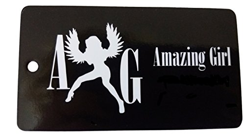 Amazinggirl High Heels Pantolette Flipflop Plateau klar transparent Daunen Kunstleder Pvc Heels Schwarz