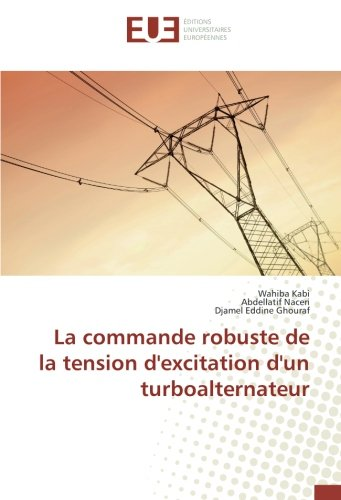 La commande robuste de la tension d'excitation d'un turboalternateur par Wahiba Kabi