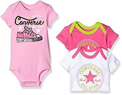 en (0-24 Monate) Unterhemd rosa Rose 3-6 Monate Gr. 9-12 Monate, Rose ()
