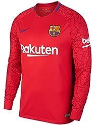 9a804657d17b9 Camiseta de portero de hombre FC Barcelona 2017-2018 Breathe Stadium Nike
