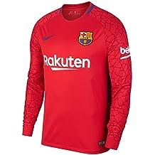 Camiseta de portero de hombre FC Barcelona 2017-2018 Breathe Stadium Nike af9aea130dd3f