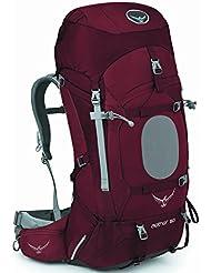 Osprey Aether 60 - Mochilas trekking y senderismo Hombre - (M) rojo Talla L (63 l) 2016